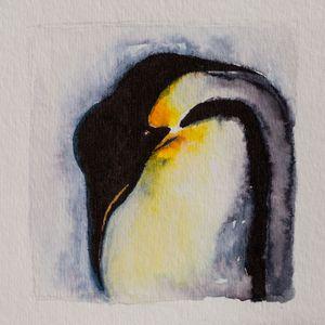 The Sad Penguin