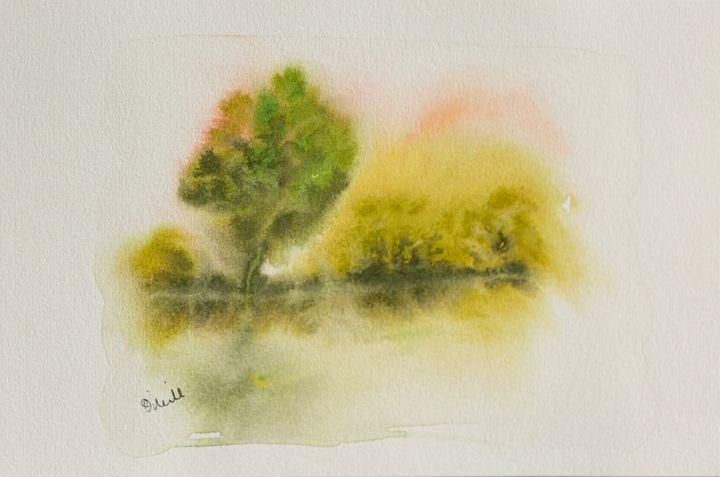 Riverbank Breeze - Machale O'Neill