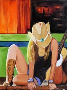 Caribbean Cowgirl