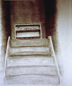 Stairs 1 - Angelica Mitchell
