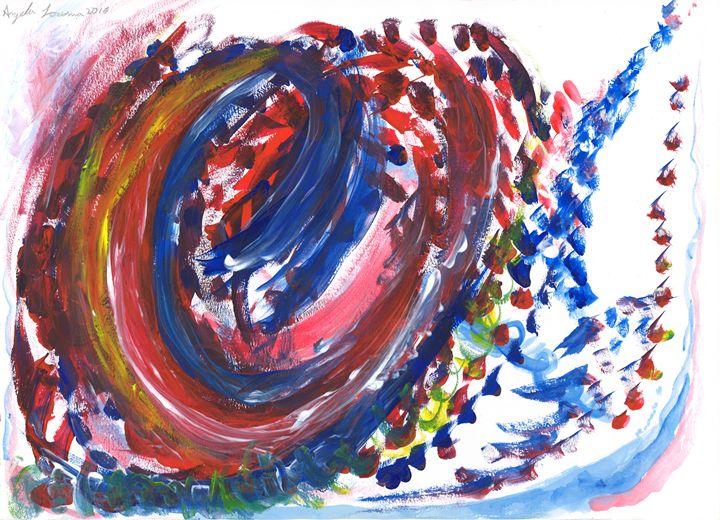 Dance of the Hours - Angela Sorosina