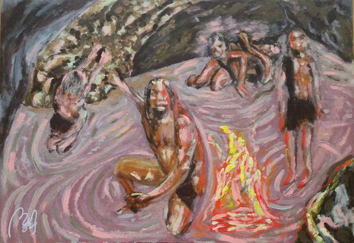 Primitive painters - BACHMORS
