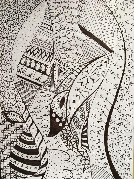 Doodle - Ink Arsty