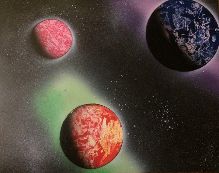 Planetary Triad - Gates of the Galaxy