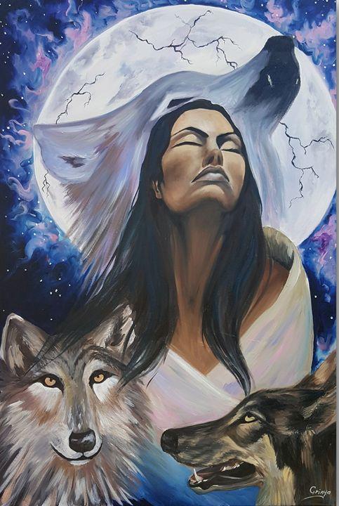She-Wolf - Grinya