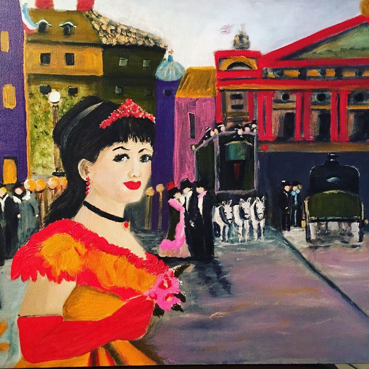 Lady on town - Jary bravo