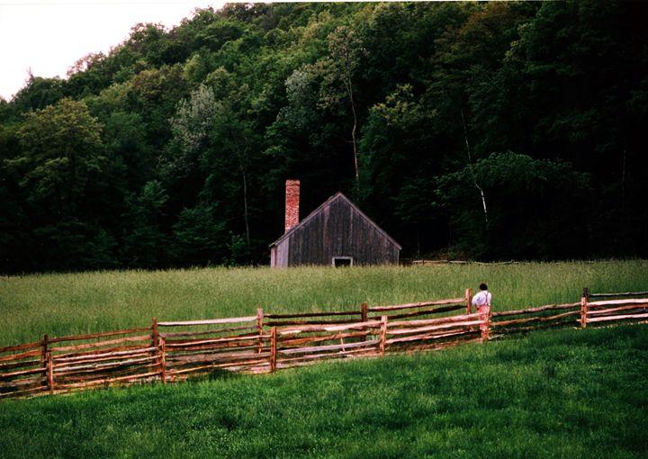 The Gray Barn - Joefrank