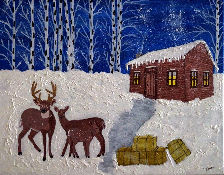 Winters Silence - Joefrank