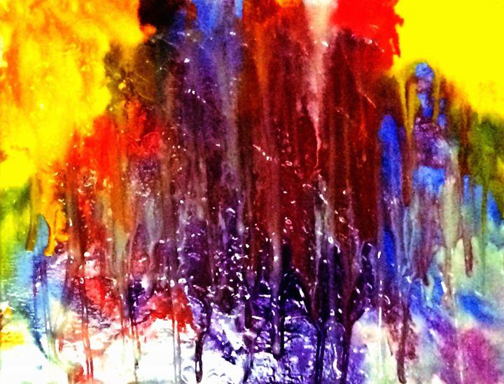 Running Colors - Arts&Mediums