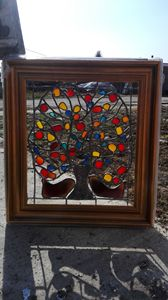 tree of life - glass