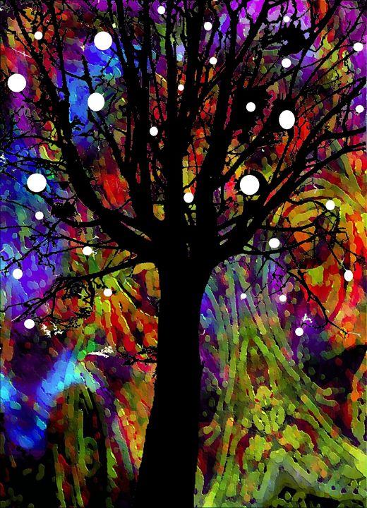 Magic On A Winter Night - Mardelbolart