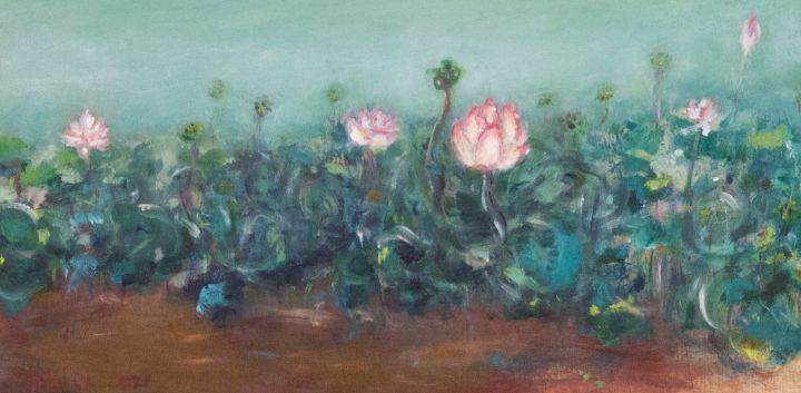 Water Lily In Echo Park - XinArt