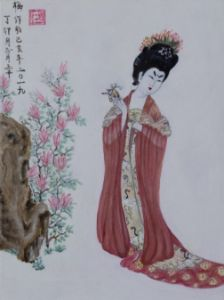 A Lady From Tang Dynasty