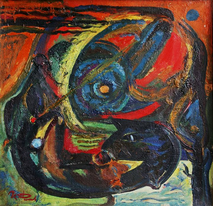 Act - Ivan Filichev Art