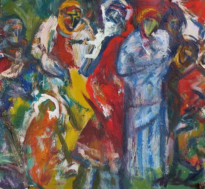 The Magi - Ivan Filichev Art