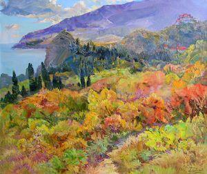 Velvet Autumn