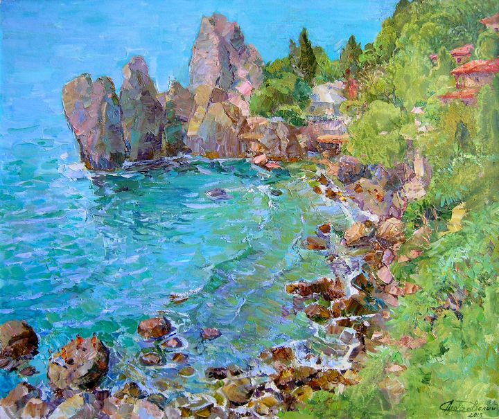 Wind is from the South - Aleksandr Dubrovskyy