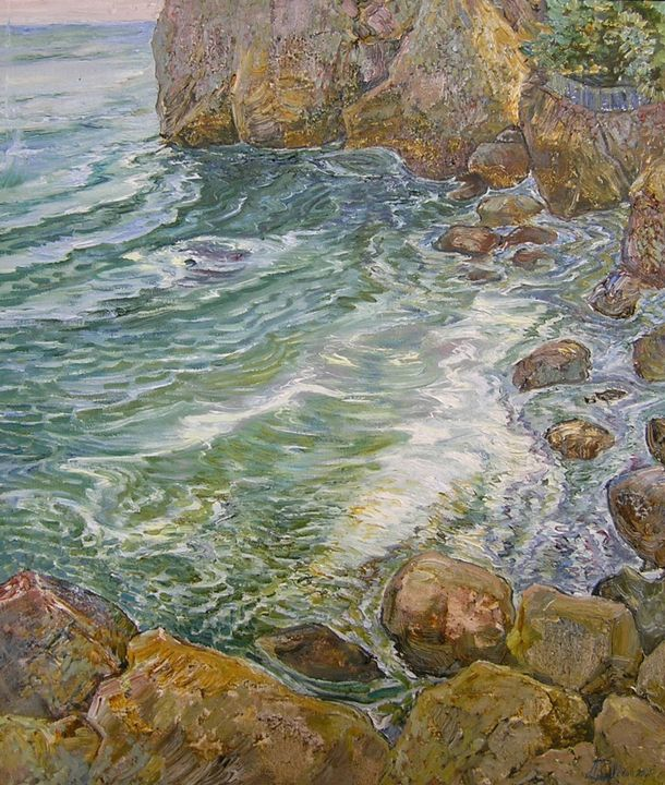 Breath of the sea - Aleksandr Dubrovskyy