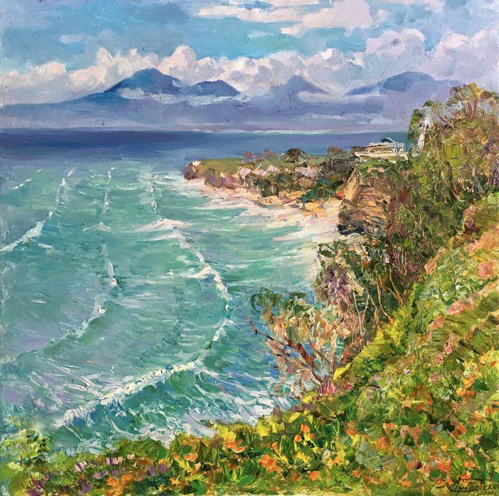 BINGIN BEACH - Aleksandr Dubrovskyy