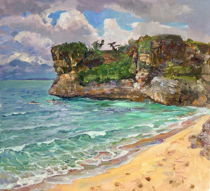 Balangan Cliff - Aleksandr Dubrovskyy
