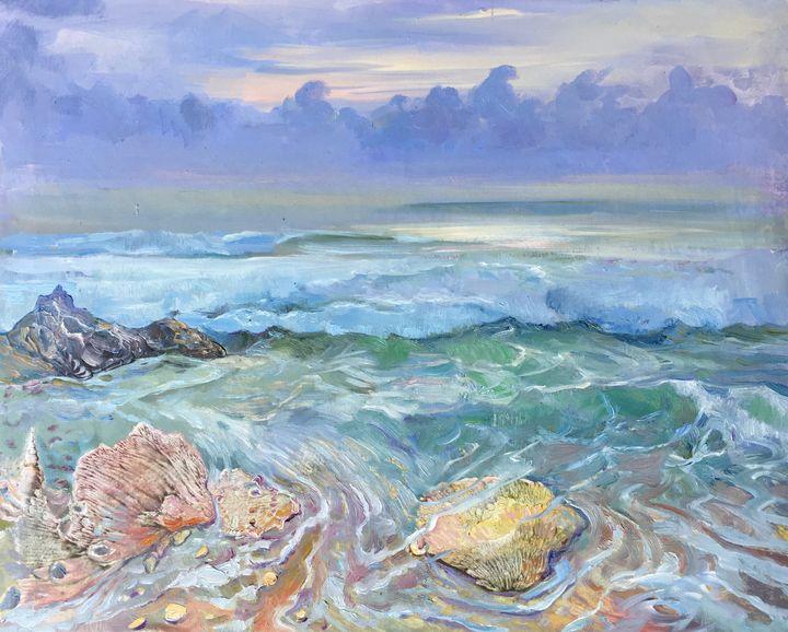 Magical Beach - Aleksandr Dubrovskyy