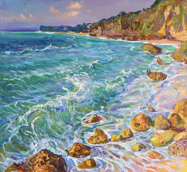 Sunny Beach - Aleksandr Dubrovskyy