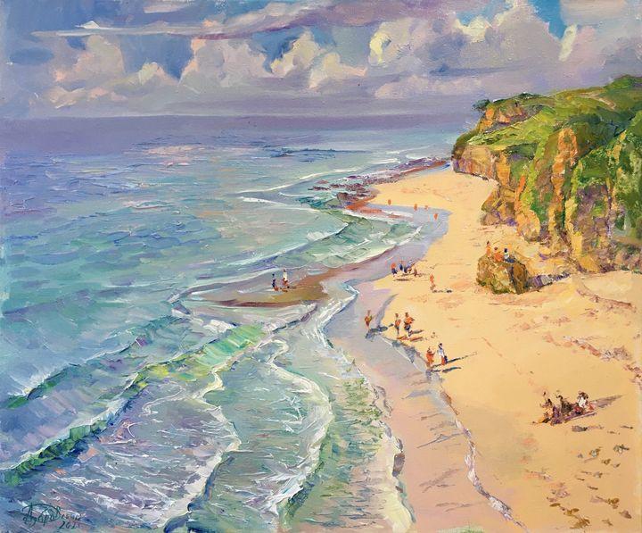 Bali - Gentle Waves - Aleksandr Dubrovskyy