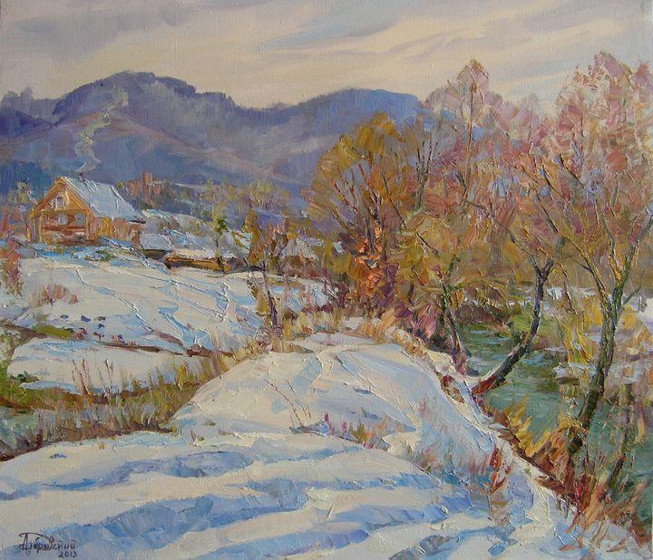 Winter Mountains - Aleksandr Dubrovskyy