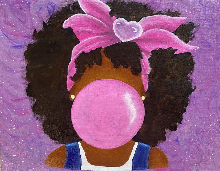 Bubblelicious Bubblegum - Queens In Color