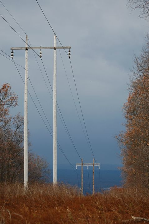 Electrical Trail - Photography