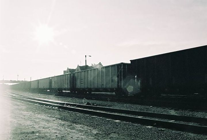 Faded Train - DMB Photography