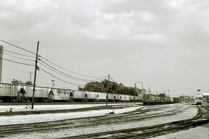 Trains and Tracks - DMB Photography