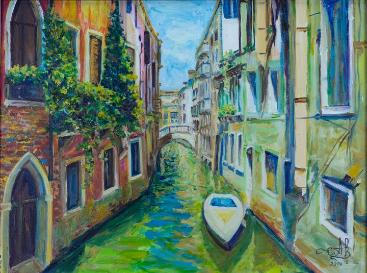 Venice - Hanna Churiukina