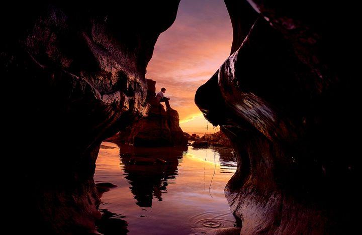 Cave Hunters - Don Photos