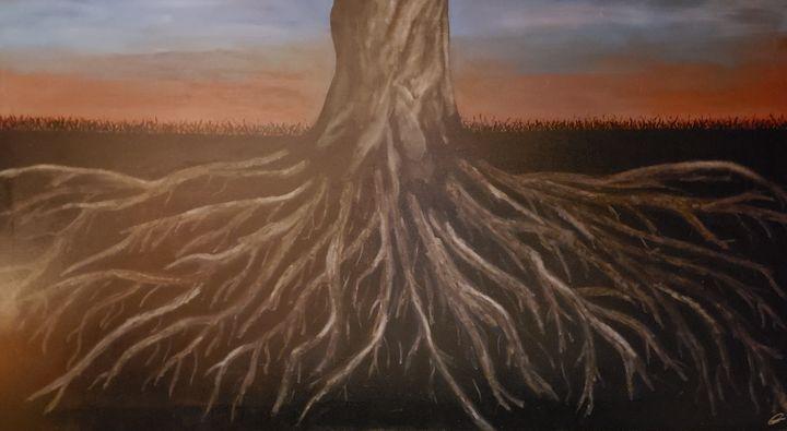 Roots Run Deep - Christopher B. Brown