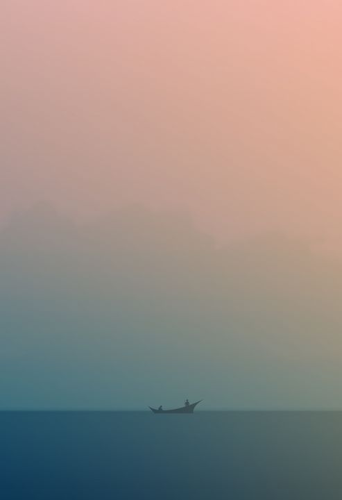 Lost in Sea - Junaid Mustafa
