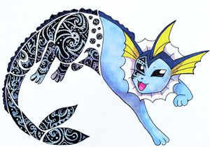 Tribal Vaporeon