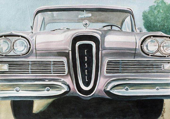 1958 Edsel - SBoksenbaum