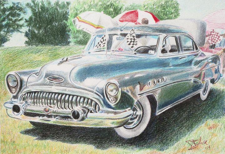 1953 Buick Roadmaster - SBoksenbaum