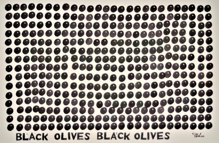 Black Olives Black Olives - SBoksenbaum
