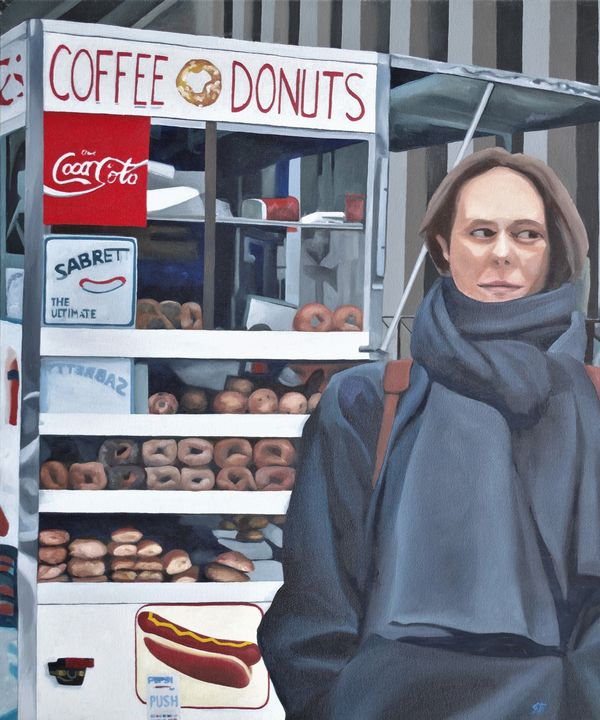 Coffee Donuts - SBoksenbaum