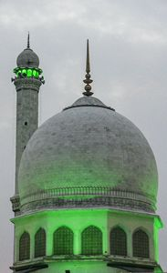 Hazratbal Dargah