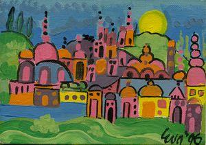 Dream of Jerusalem 1996