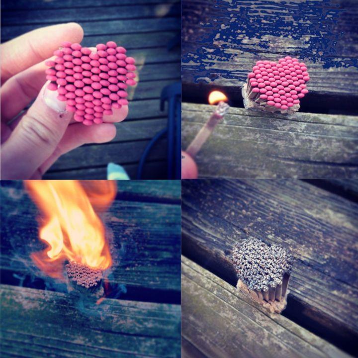 Love Burns - Jesters Hacksaw