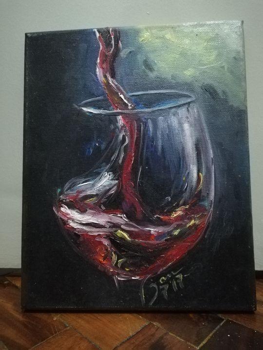 Pour me a glass - Jan