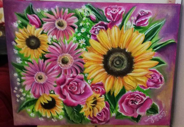 Preserving the Bouquet - Jan