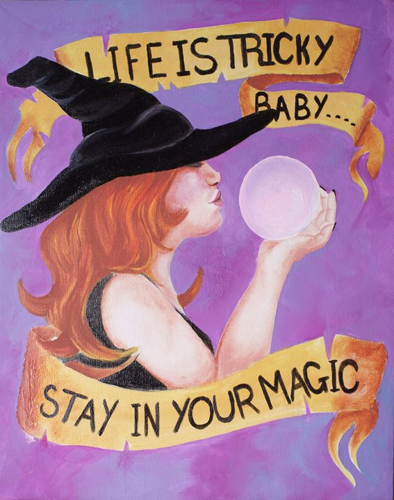 Stay In Your Magic - Raven Rivers