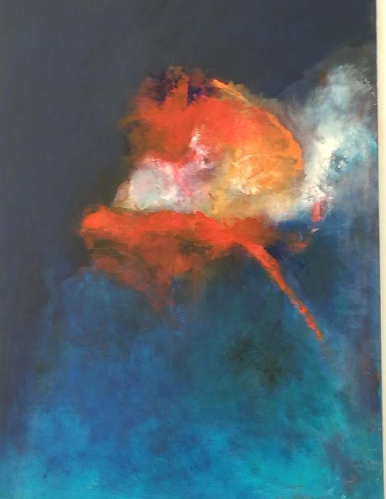 In Hiding - Lisa Williams Art