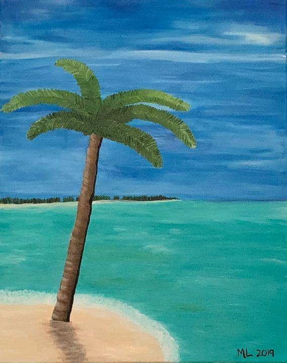 Day at the Caribbean - Marsha's Creative Corner