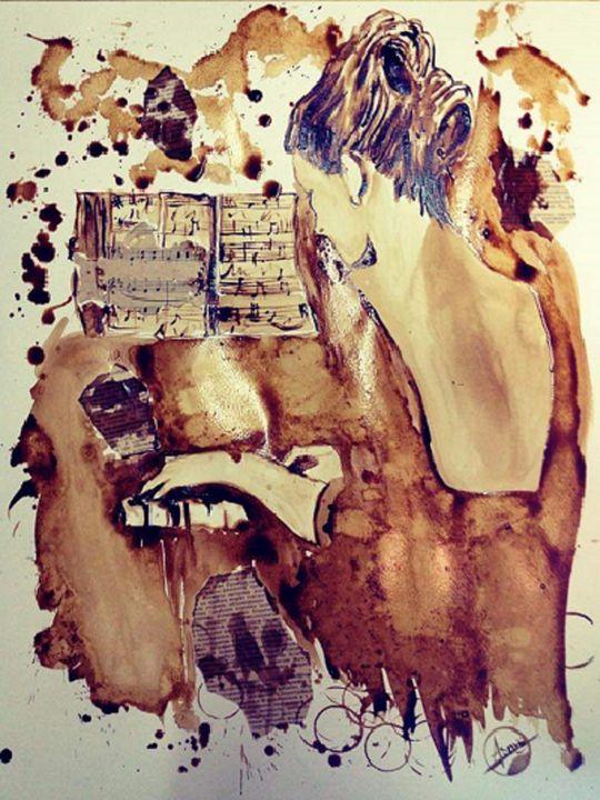 artist - women's heart